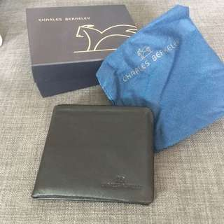 ~reduced price Brand New Charles Berkeley Leather Wallet