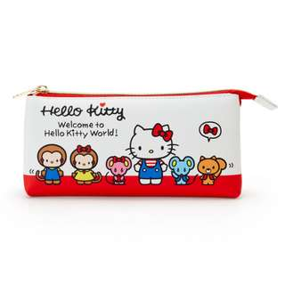 [PO] Sanrio Hello Kitty 3 Pocket Pouch