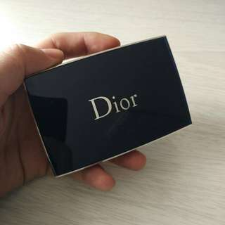 Dior compact powder box creamy permanent 8G compact powder empty box / snow crystal 8.5g blue box replacement