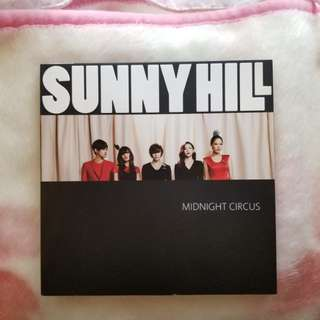 Sunny hill midnight circus