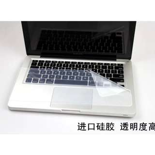 聯想華碩DELL宏基HP索尼三星東芝筆記本鍵盤膜通用型透明14寸15.6