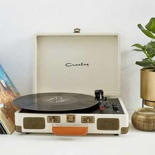 Urban Outfitters X Crosley Vinyl Player