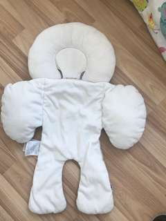 Baby Soft Stroller Pram Pushchair Two Sided Seat
