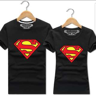Superman Couple T-shirt