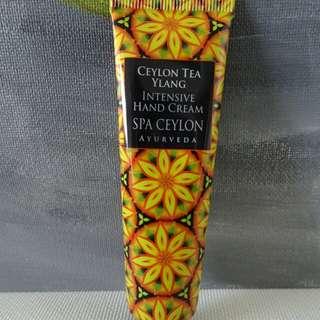 Spa Ceylon Ayurveda Intensive Hand Cream