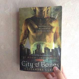 The Mortal Instruments -Book One