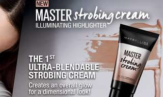 Maybelline Master Strobing Highlighter Cream by FACESTUDIO