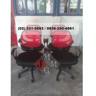 Mesh Back -Office Chairs- Office Partition *
