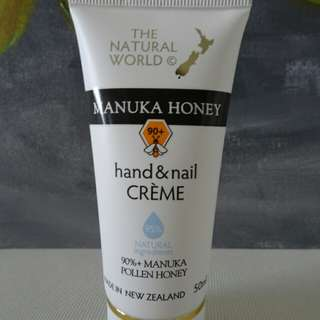 Hand and Nail Creme in Manuka Honey