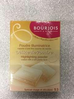 Bourjois highlight powder