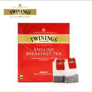 13包TWININGS 英式茶包