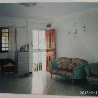 Hdb flat for rent