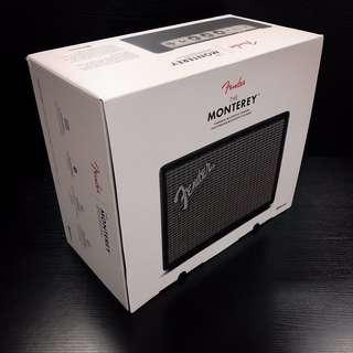 新年優惠★全新Fender Monterey 藍芽喇叭