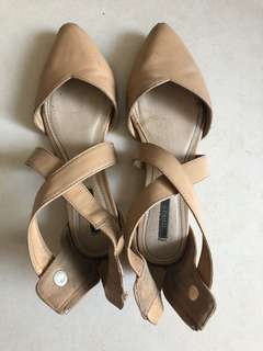Forever 21 Pointed Shoes - Size 7