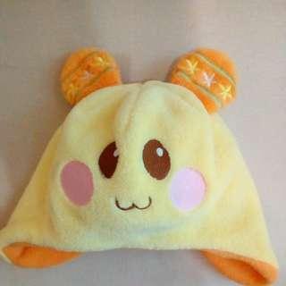 🚚 女童帽(厚絨)