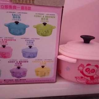 7-11換購品糖果盒(粉紅色)