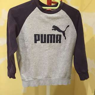 crewneck/sweater puma