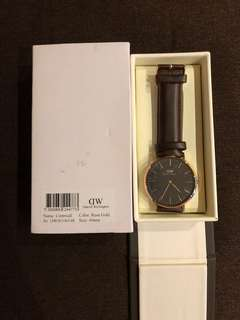 DW Mens' Watch