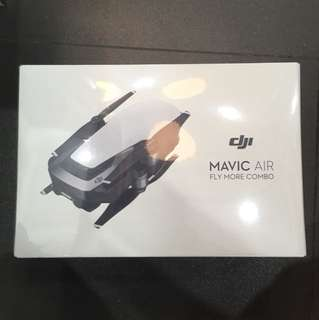 Mavic Air (pm for special price )