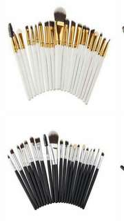 🐼Make Up Brush Set 20pcs