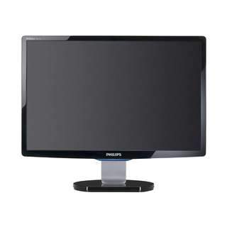 "PHILIPS, LCD widescreen monitor 22"" wide, VGA and DVI Interface 220CW9FB/69"