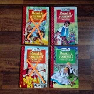 Ladybird books - story books