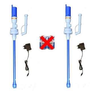 Pompa Galon Elektrik Rechargeable Tanpa Baterai