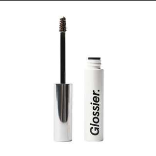 INSTOCKS GLOSSIER BOY BROW IN BLACK