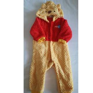 Winnie the Pooh Onesie