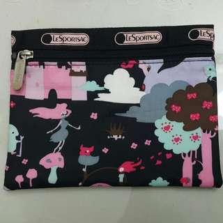 LeSportsac Cosmetic Clutch 化妝袋/萬用袋
