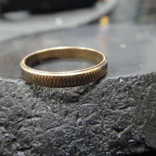 k金18k 750 k gold 二手 回收 寄賣 金飾 k金戒 k金戒指 k金戒子 k金尾戒 0.83g k金回收 K金換現金