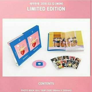 [GROUP ORDER] TWICE - TWICETAGRAM