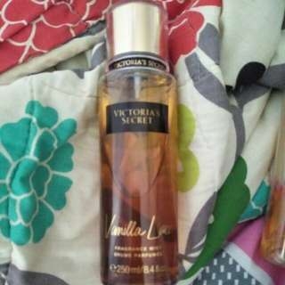 Victoria Secret Mist Vanilla Lace
