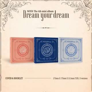 [PO] WJSN - Dream Your Dream (Each or Set)