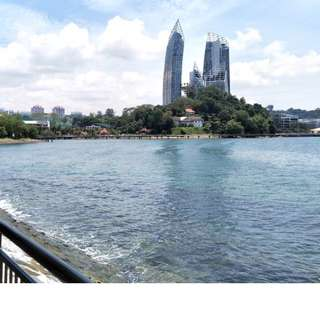 Reflections at Keppel Bay, 2 Bedders With 180 Degree Unblocked View
