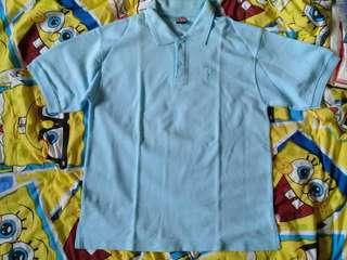 Krisna Bali Light Blue Polo Shirt