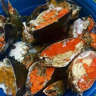 Putok Batok \ Crab Paste