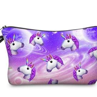 Unicorn Storage Pouch Bag