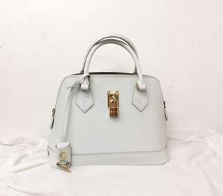 SAMANTHA THAVASA WHITE BAG