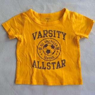 Carter's Cutie Shirt 9 mos