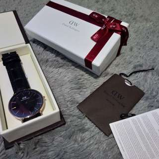 Jam tangan Daniel wellington classic reading 40mm