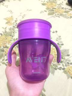 Avent training cup