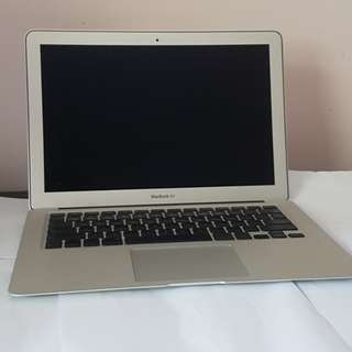 Apple 256 GB Macbook Air Core 2 duo Condition 10/10