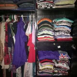 Palugada baju branded bekas pakai
