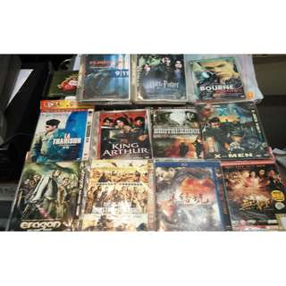 Old  DVD movies