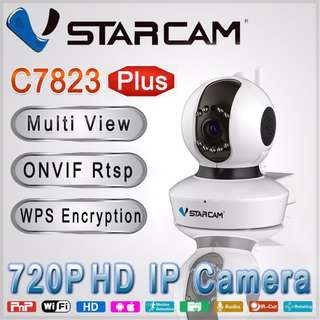 C7823 Plus 720P wireless IP camera