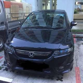 Honda Odyssey 2.4A Sunroof MPV (Uber/Grab)