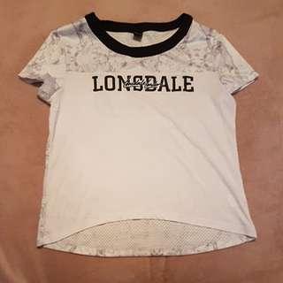 Lonsdale london tshirt