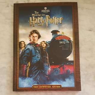 WB Studio Tour London - The Making of Harry Potter. Official Guide Book