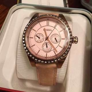 Fossil W04-192 Chrono Ladies